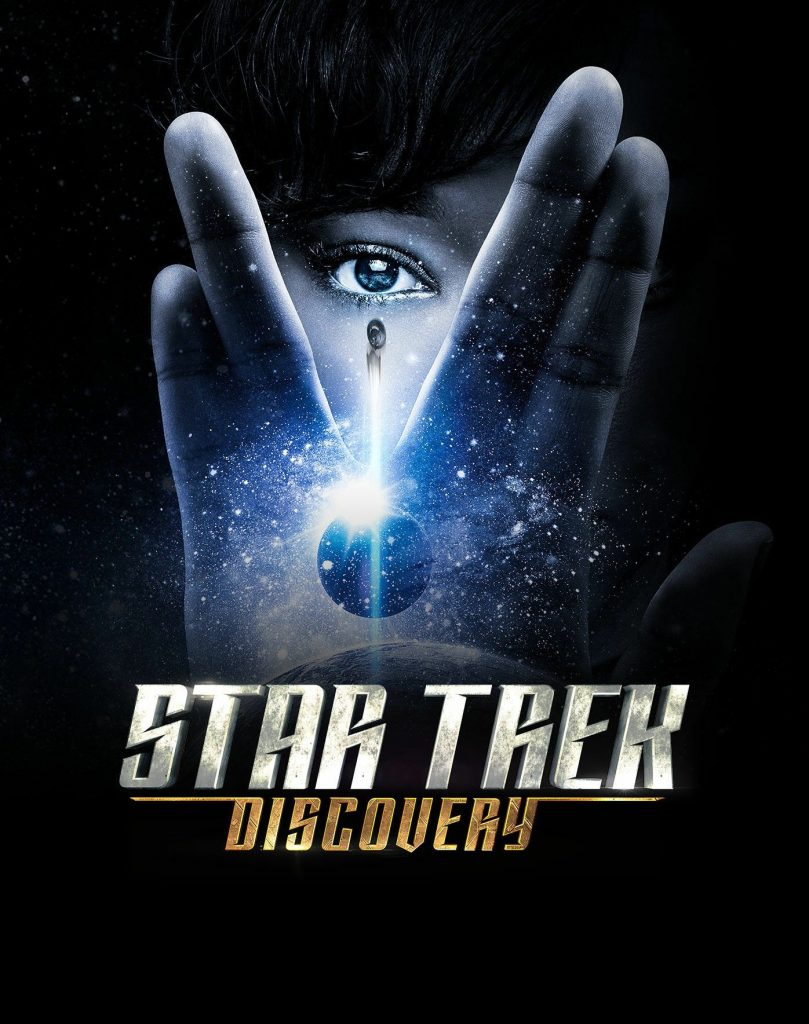 Star Trek Discovery Season 1 Poster