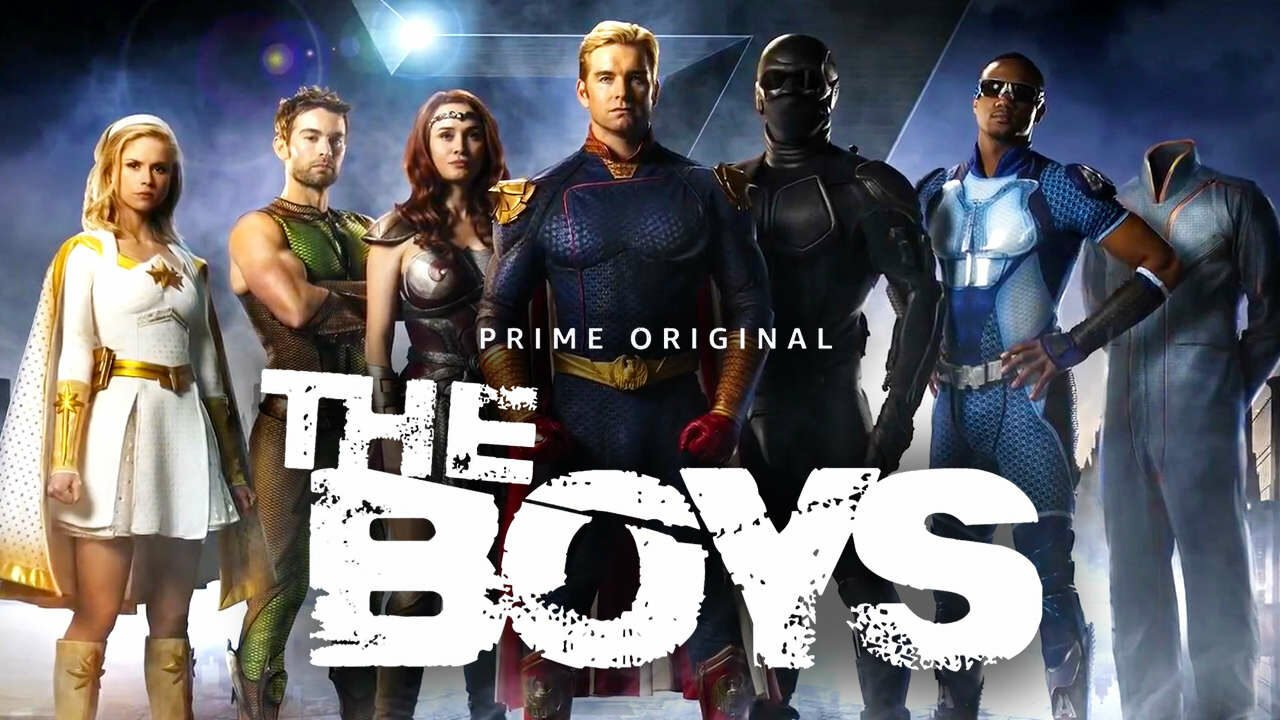 The Boys Web Series Review