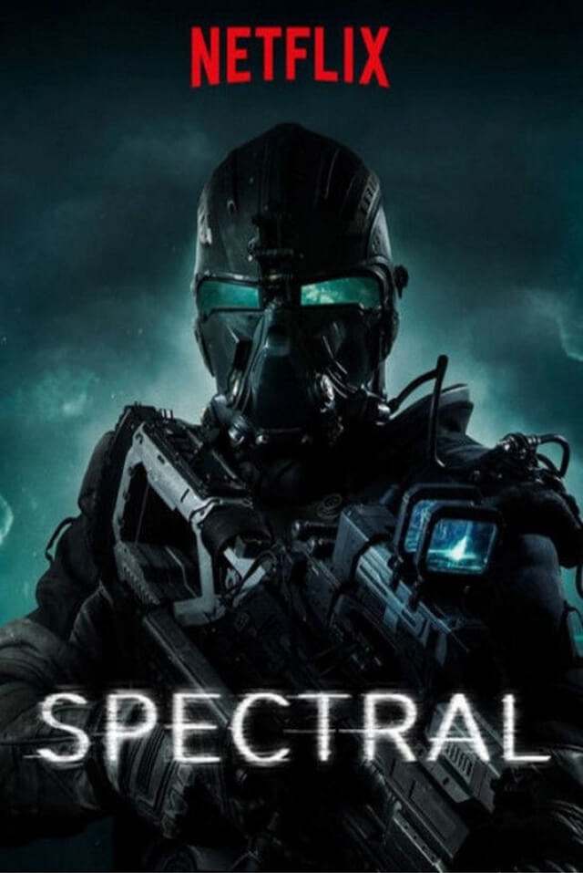Underrated Sci fi Movies Spectral