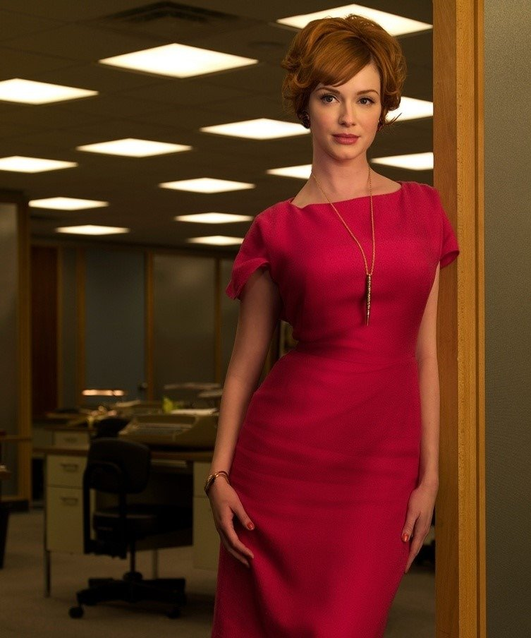 Mad Men Series Review Joan