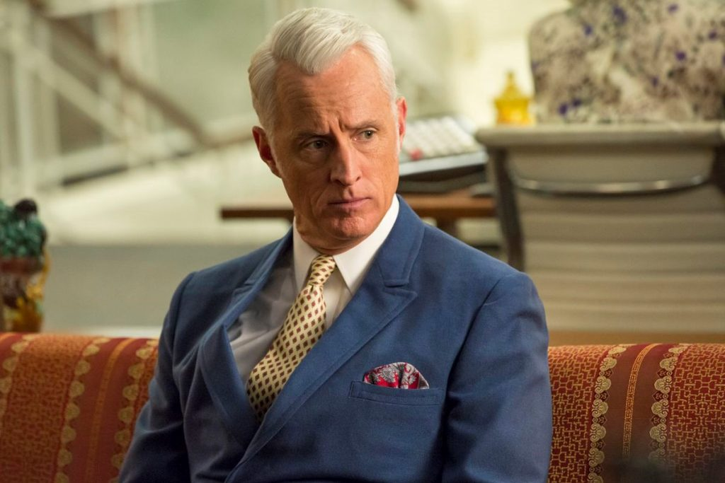 Mad Men Series Review Roger Sterling