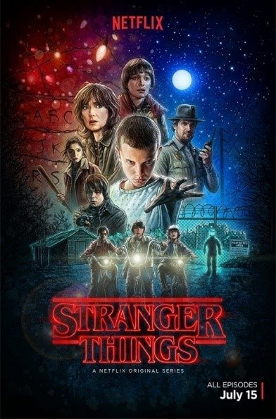 Ten shows to binge watch on Netflix Stranger Things