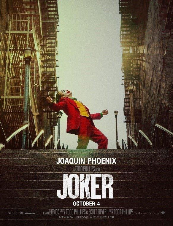 list of ten best thriller movies of all time joker
