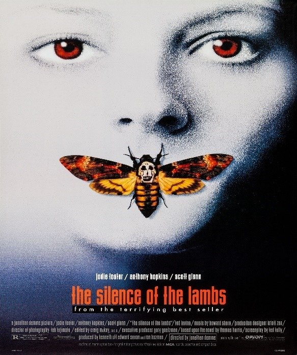 list of ten best thriller movies of all time the silence of the lambs