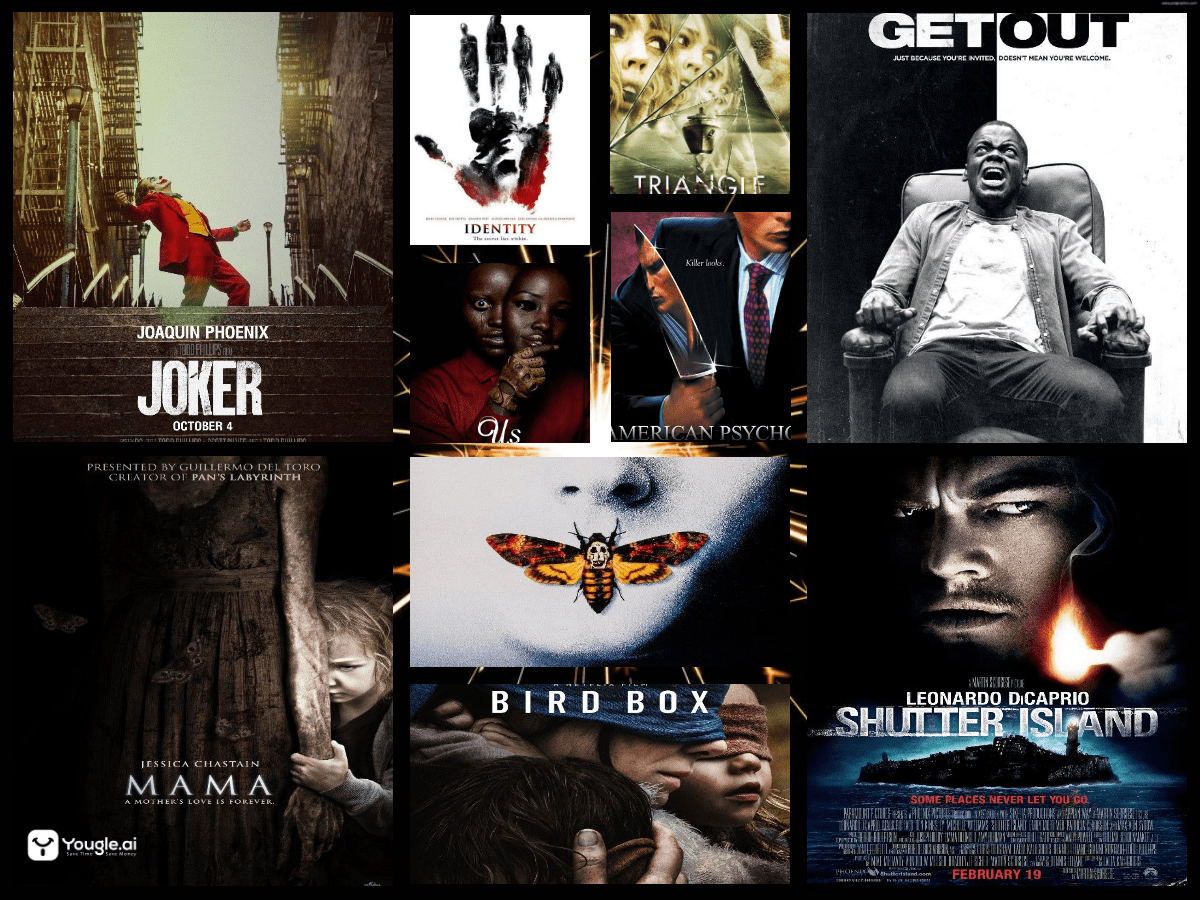 ten best thriller movies of all time you can stream online collage yougle