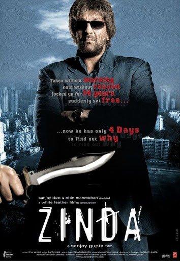 Best Bollywood Revenge Movies Zinda