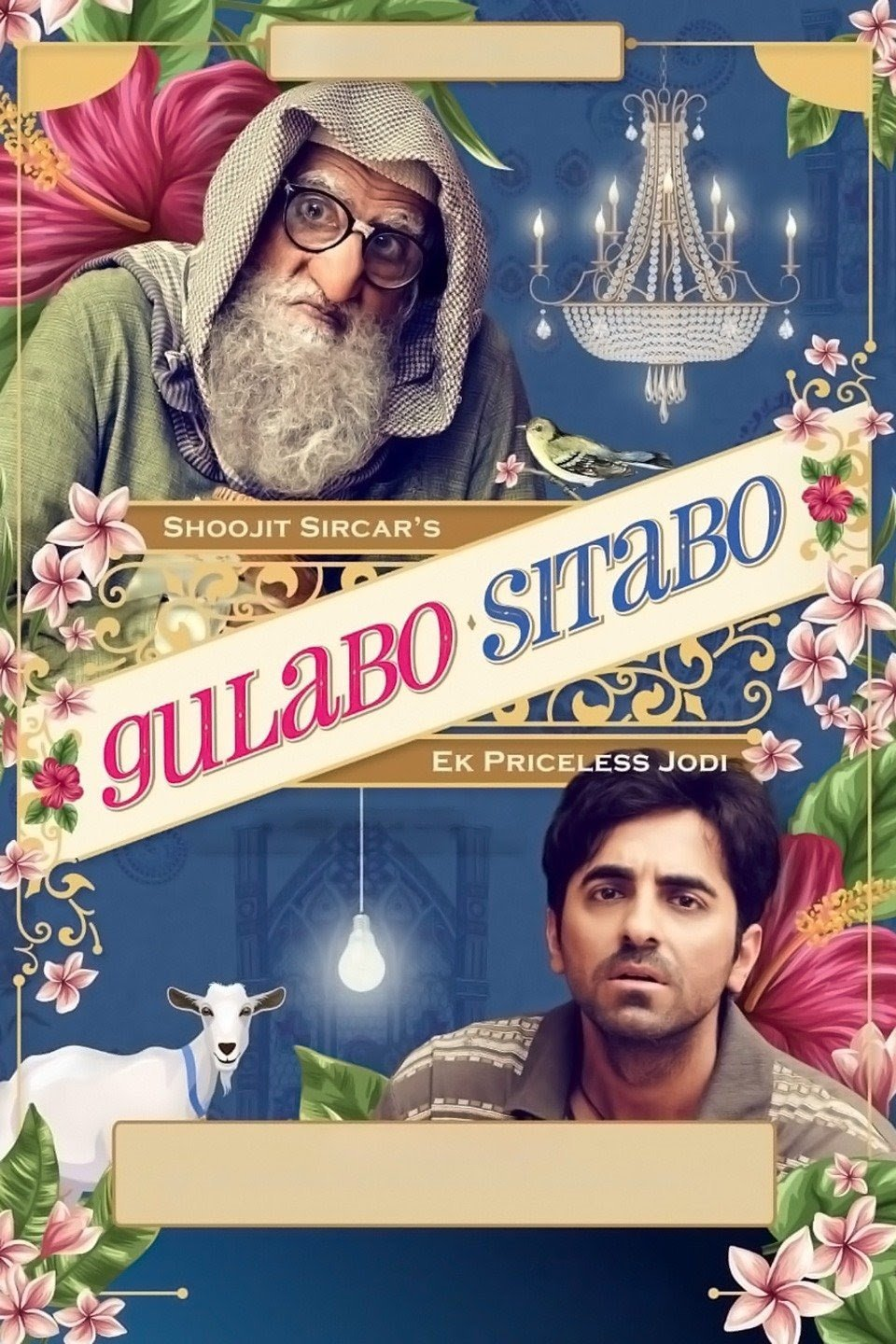 Gulabo Sitabo Movie Review 👍