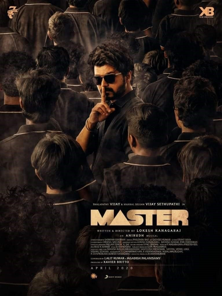 Master Movie Review 👍