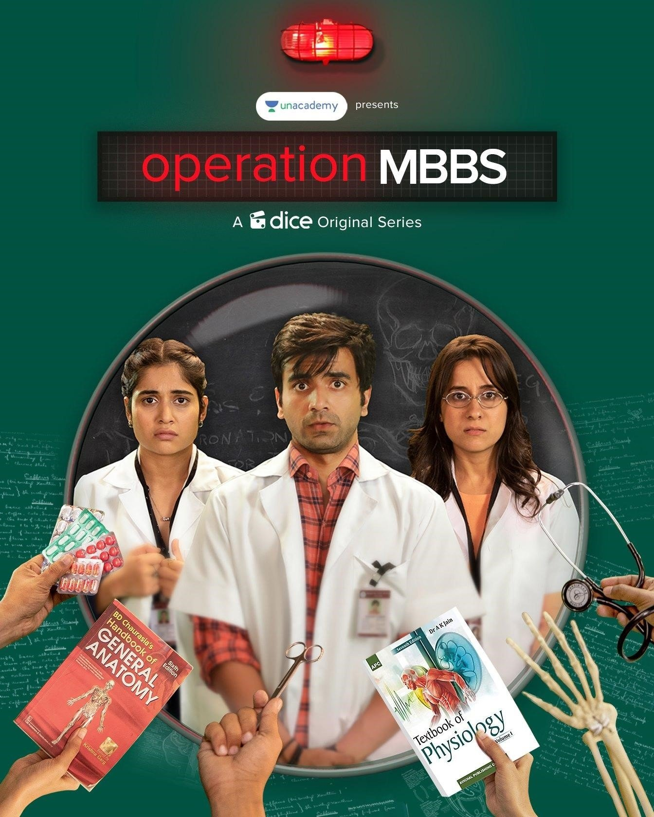 Operation MBBS Review (8.5) 👍