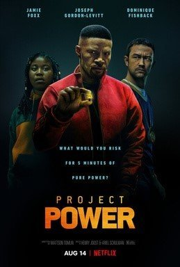 Project Power Movie Review 👍