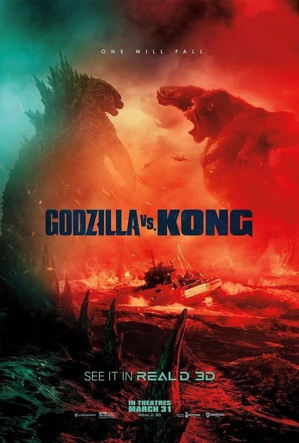 Godzilla vs Kong Movie Review