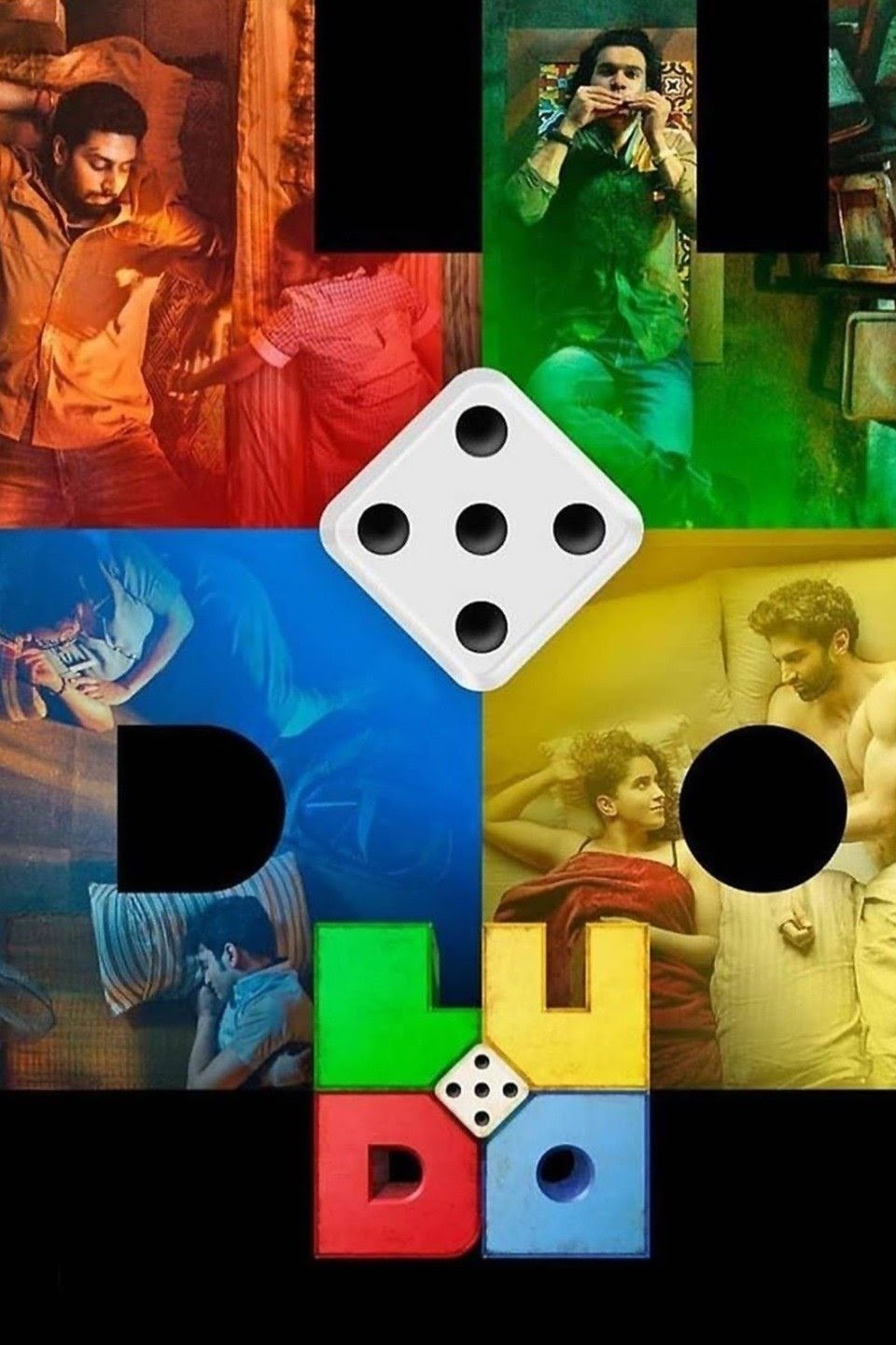 Ludo A Mixed Genere Movie Review